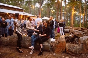 Feast in the forest - Margaret River