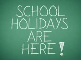 | SEPTEMBER SCHOOL HOLIDAYS |